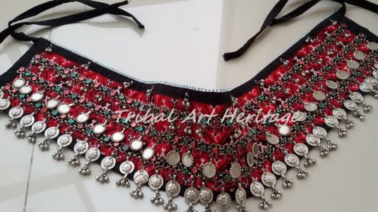 Kuchi Tribal Belts