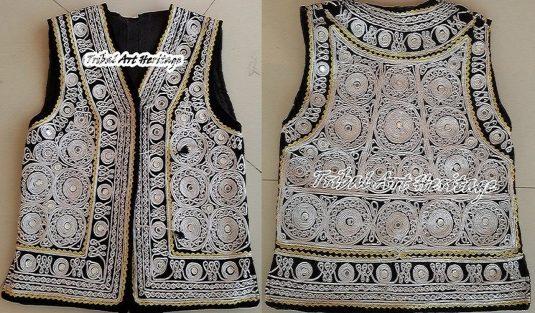 Tribal Vest/Ponchos/waskat