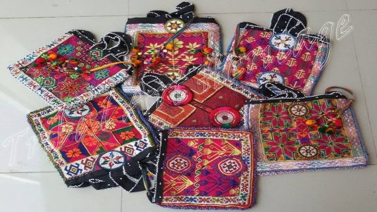 Tribal Bags / Clutches