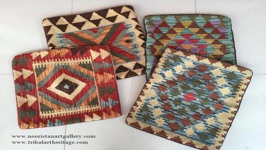 Vintage Rugs/Kilims/Cushion